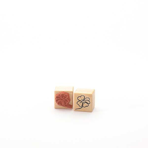 Motivstempel Titel: Klee