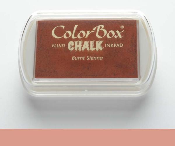 ColorBox Chalk · Burnt Sienna - Kreide Sienna Braun