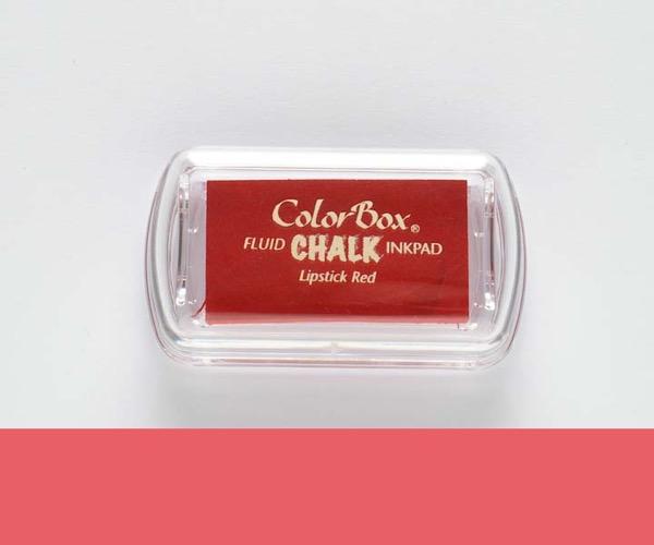 MINI-Chalk Lipstick Red - Lippenstift Rot