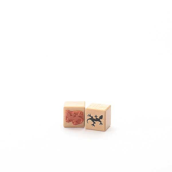 Motivstempel Titel: Judi-Kins Gecko