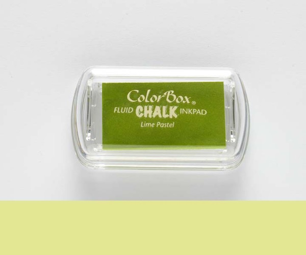 MINI-Chalk Lime Pastel - Pastell Limone