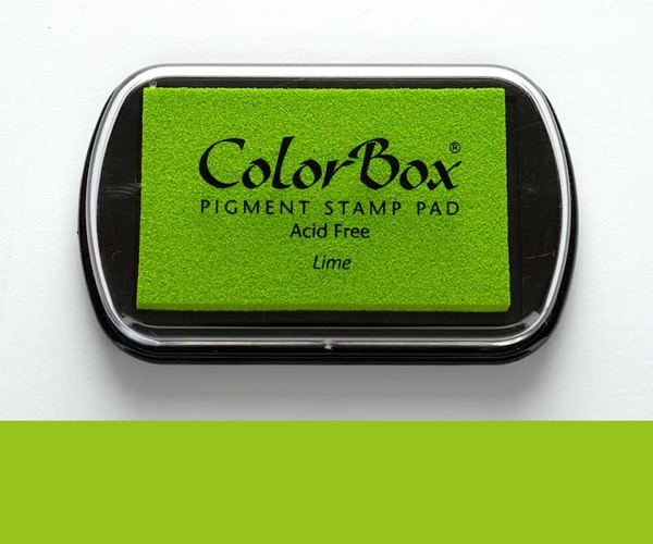 ColorBox · Lime - Limone