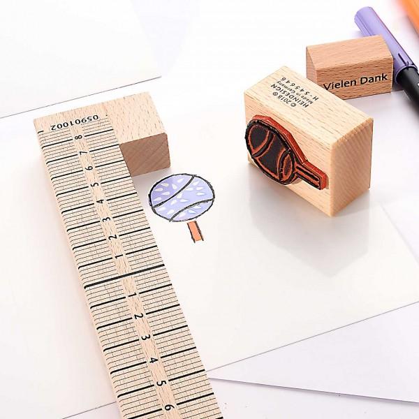 Stempel-Anlegewinkel 20 cm