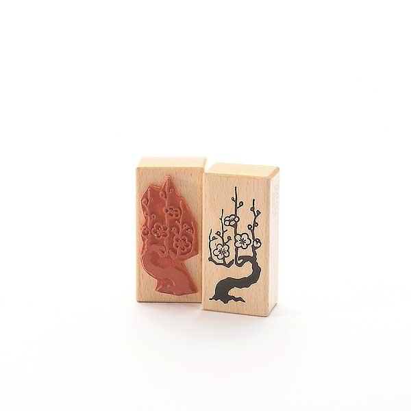Motivstempel Titel: Kirschblüten-Bonsai