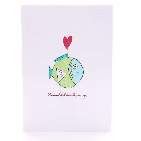 Netter Fisch