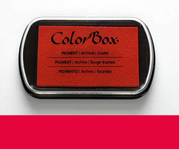ColorBox · Scarlet - Scharlachrot