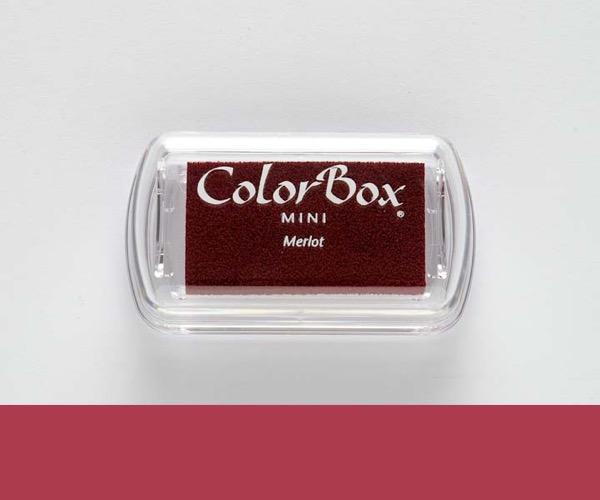Mini ColorBox · Merlot - Merlot