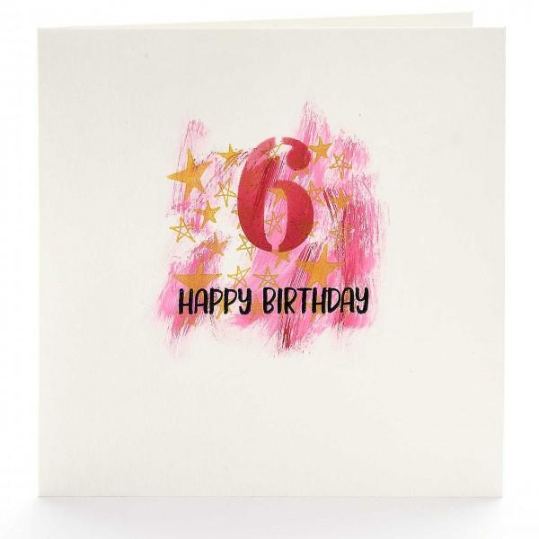 6ter Geburtstag