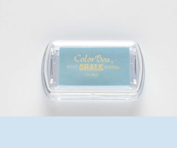 MINI-Chalk Ice Blue - Eisblau