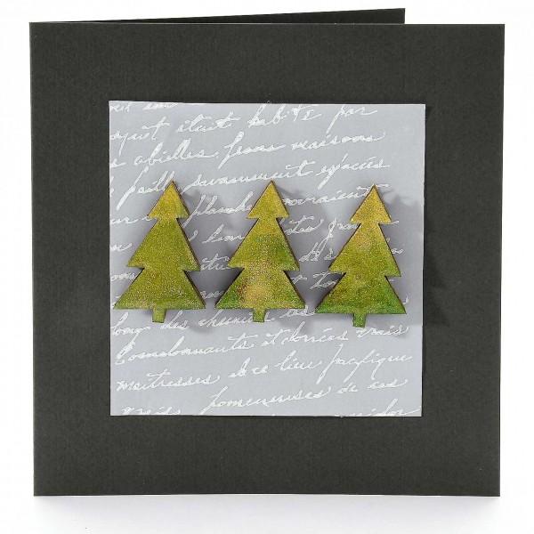 Drei Tannenbäume