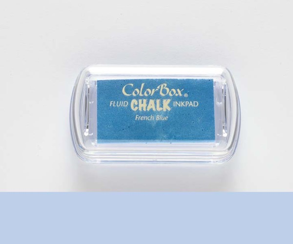 MINI-Chalk French Blue - Französich Blau