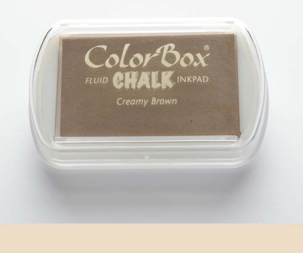 ColorBox Chalk Creamy Brown - Creme Braun