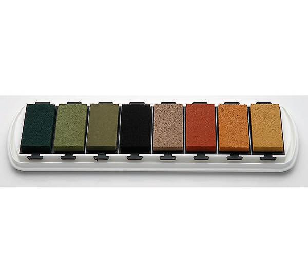 ColorBox Chalk - Kreide · 8 Farben - Herbst Pastell