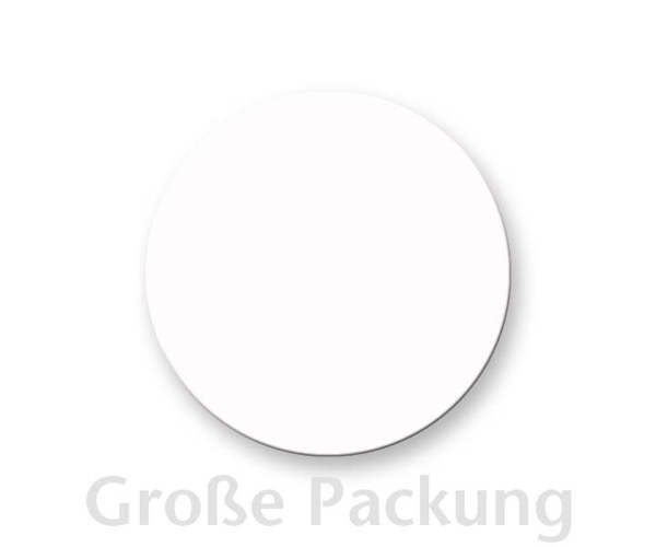 11. Amadeo Karten Kromo Weiß A5 (25 Stk.)
