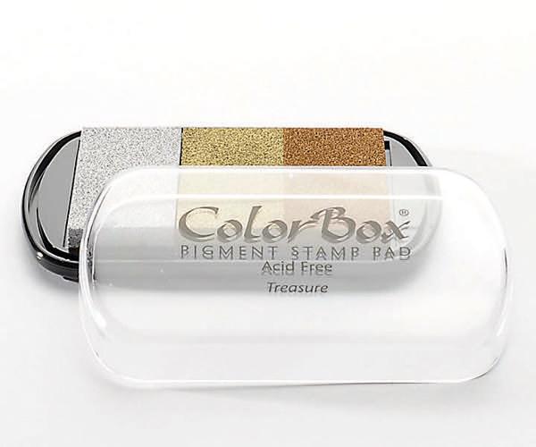 ColorBox · Piratenschatz - 3 Farb Stempelkissen