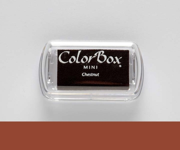 Mini ColorBox · Chestnut- Kastanie
