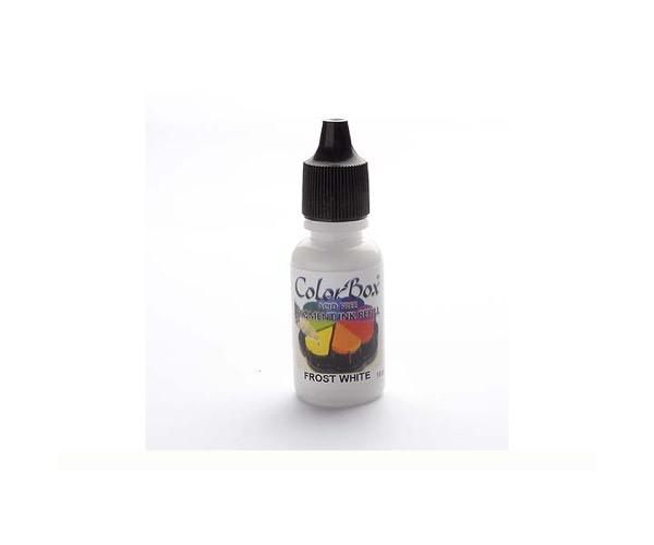 ColorBox Pigment-Nachfüllfarbe · Frost White - Frostweiß