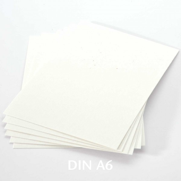 Amadeo Karten schön Weiß