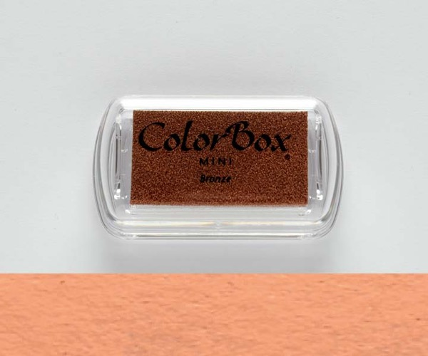 Mini ColorBox · Bronze - Bronze (deckend)