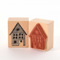 Motivstempel Titel: Kleines Haus