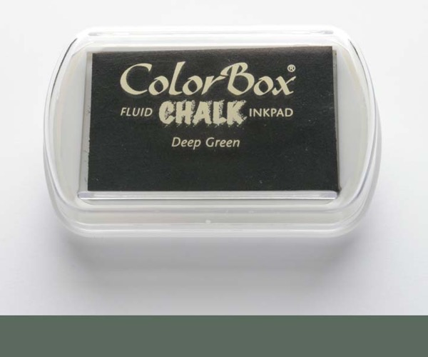 ColorBox Chalk · Deep Green - Kreide Dunkelgrün