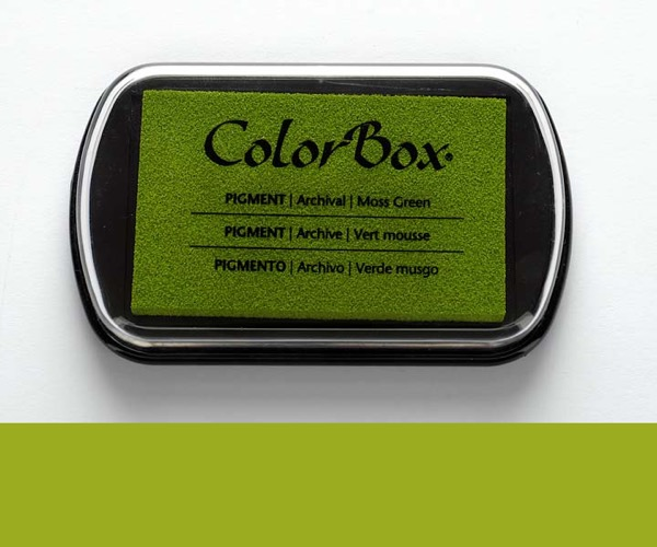 ColorBox · Moss Green - Moosgrün