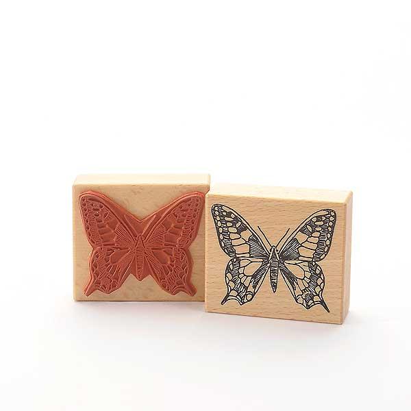 Motivstempel Titel: Tina - Fjäril - Schmetterling