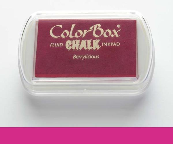 ColorBox Chalk · Berrylicous - Kreide Rote Beeren