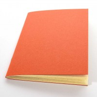 Königspapier - Notizheft Terrakotta