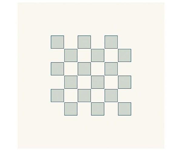 Grafische Schablonen - Schachbrett (klein)