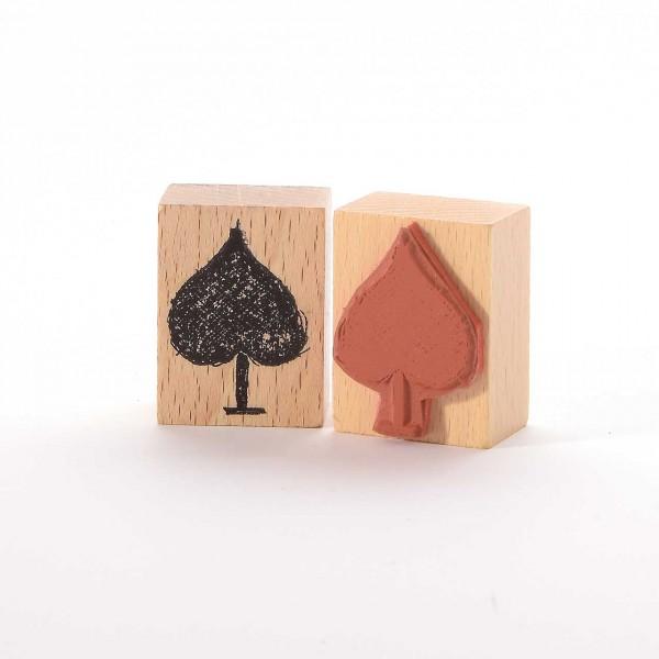 Motivstempel Titel: Kleiner Piekbaum