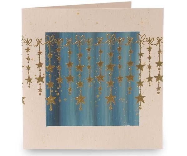 Sternenvorhang