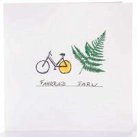 Fahrrad-Farn