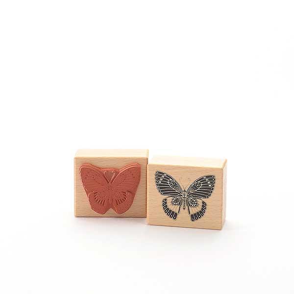 Motivstempel Titel: Jugendstil Schmetterling