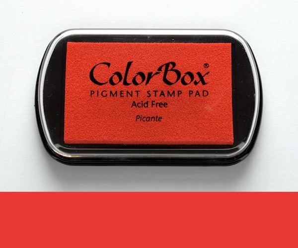ColorBox · Picante - Scarfes Rot