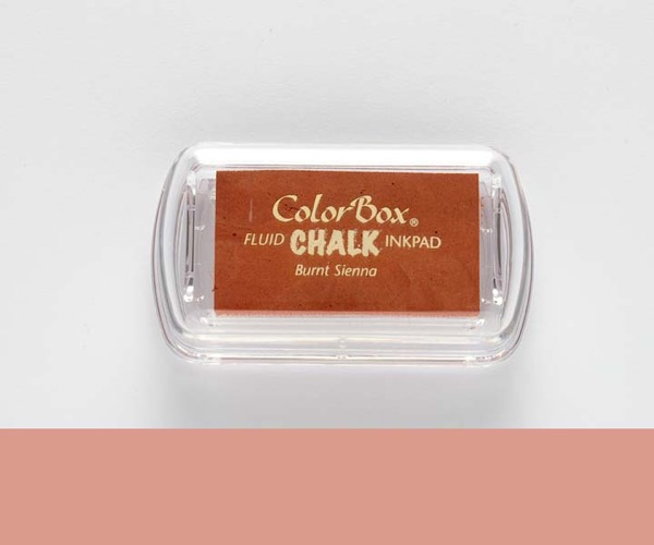 MINI-Chalk Burnt Sienna - Sienna Braun